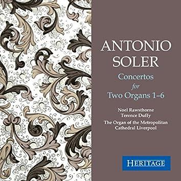 Soler: Concertos for Two Organs