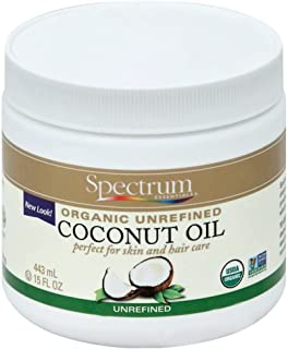 spectrum coconut oil for hair growth