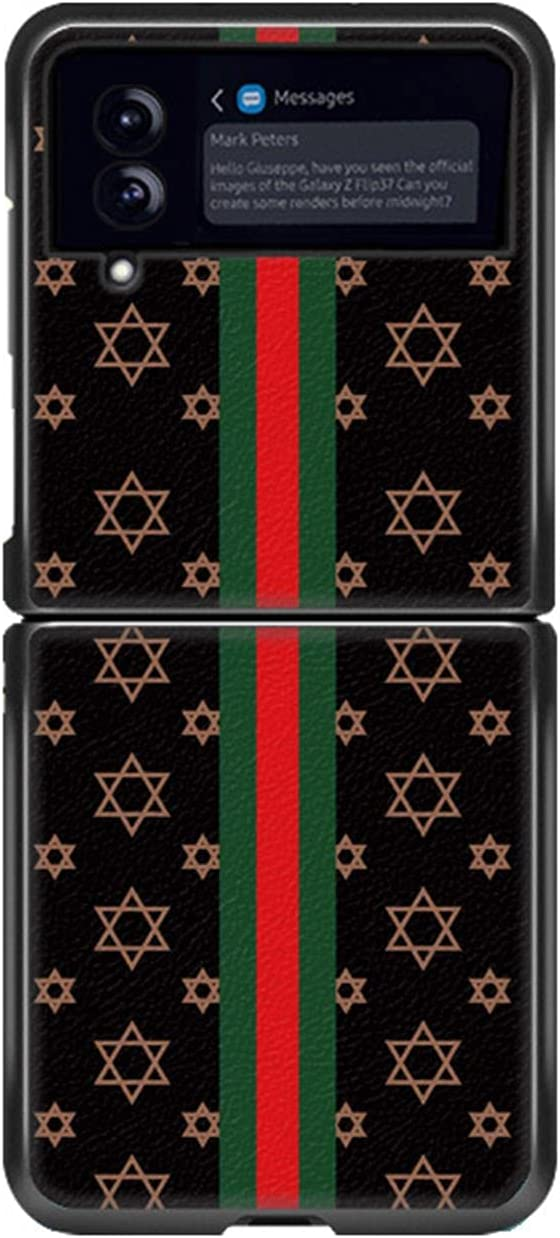 Striped Red and New York Mall Green Phone Many popular brands Socks Painted Leather Case C