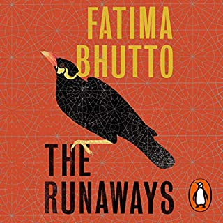 The Runaways                   By:                                                                                                                                 Fatima Bhutto                               Narrated by:                                                                                                                                 Maya Saroya                      Length: 11 hrs and 46 mins     11 ratings     Overall 4.4