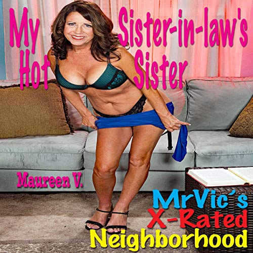 Couverture de Mr. Vic's X-Rated Neighborhood