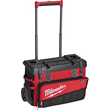Milwaukee Hardtop Rolling Tool Bag