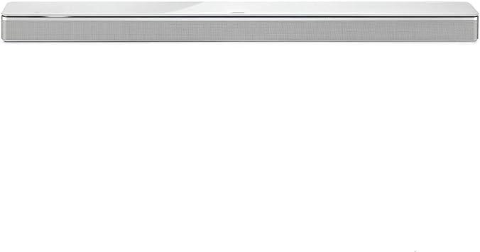 Bose - Barra de sonido 700, con Alexa integrada, Bluetooth y Wifi blanco