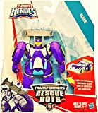 Blurr The Robot to Race Car Playskool Rescue Heroes