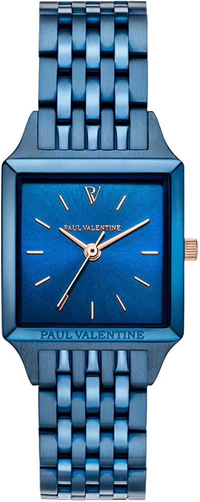 Paul valentine® vindemia orologio donna in acciaio inossidabile di alta qualità PVW1017-0000071