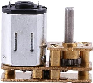 100RPM 6V DC Motorreductor Caja de Engranajes de Alto Torque Mini Motor de Reducción de Velocidad Eléctrica