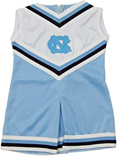 Little King NCAA Toddler/Youth Girls Team Cheer Jumper Dress-Sizes 2T 3T 4T 6