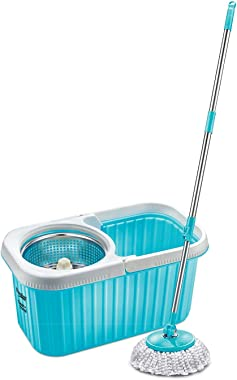 TTK Prestige PSB 11 Plastic Magic Mop (Blue)