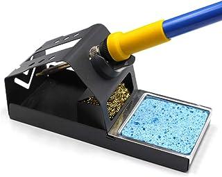 Hakko Solder Tip Cleaning Wire Holder Welding Soldering Tool Pencil Iron Kit 599