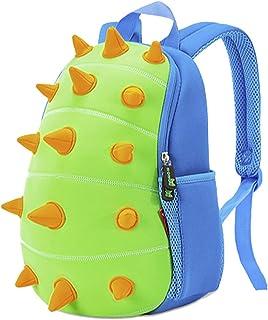 OFUN Toddler Dinosaur Backpack, Dinosaur Toys Bag & Cute Cartoon Schoolbag Waterproof, Preschool Backpack Book Bag for Boys Girls