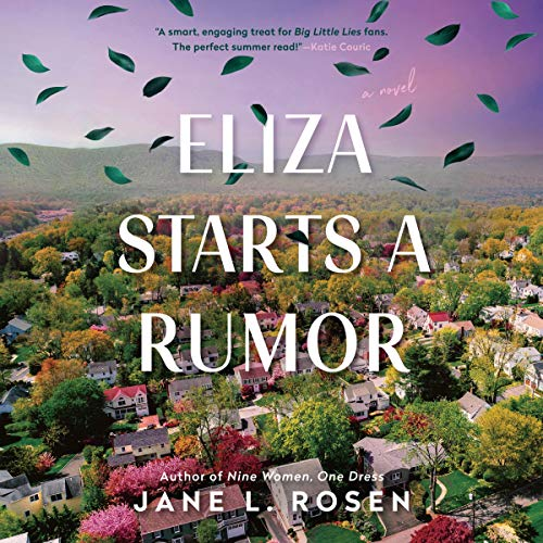 Eliza Starts a Rumor cover art