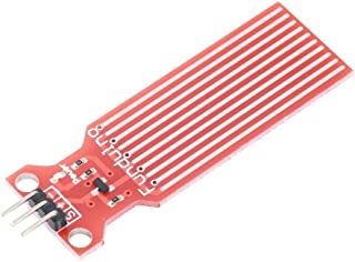 Solu Water Level Sensor Depth of Detection Water Sensor for Arduino// High Sensitivity Water Sensor// Water Level Sensor Module Depth of Detection Liquid Surface Height for Arduino M