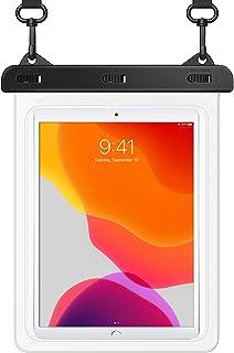 防水ケース HeySplash 防水カバー タブレット お風呂 10.5インチ以下 タッチパネル操作可 iPad 10.2 2020/2019 iPad Pro 10.5/9.7 iPad Air 3/2 Lenovo Tab B10/Tab ...