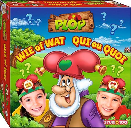 Plop Spel - Wie of Wat ?
