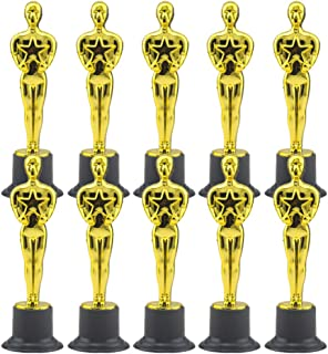 Toyvian 20PCS Reward Trophy Plastic Trophy Kids Award Trophy Small Prize Cup Reward Prizes for Kids