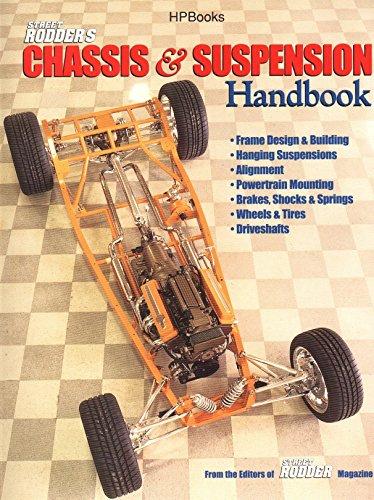 Street Rodder Chassis & Suspension Handbook