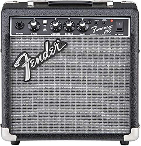 1. Fender Frontman 10G Guitar Amplifier