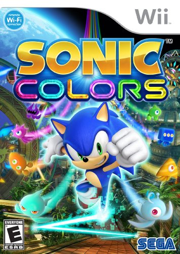 Sonic Colors  Nintendo Wii