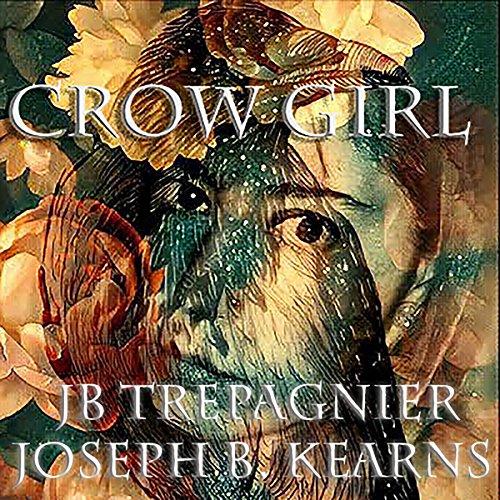 Crow Girl audiobook cover art