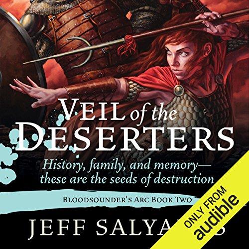 Veil of the Deserters Titelbild