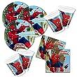 36-tlg. Partyset Spiderman für 8 Kinder - Partyge
