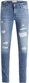 Jack & Jones NOS Men's Jjiliam Jjoriginal Am 793 50sps Noos Skinny Jeans, Blue (Blue Denim), W34/L32 (Manufacturer size: 34)