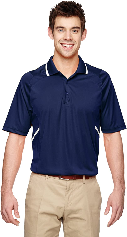 - Extreme Propel Men's Performance Performance Performance Interlock Polo Shirt, CLASSIC NAVY 849, Small 656627