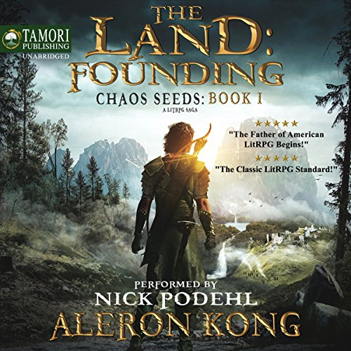The Land: Founding: A LitRPG Saga cover art
