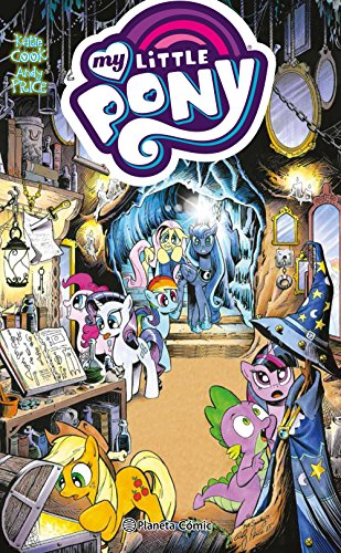 My Little Pony La magia de la amistad nº 05 (Independientes USA)