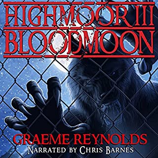 High Moor 3: Blood Moon audiobook cover art