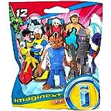 Imaginext Black Clawtron Robot Blind Bag Series 12 Figure 2.5'