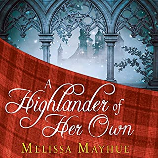 A Highlander of Her Own     Daughters of the Glen, Book 4              By:                                                                                                                                 Melissa Mayhue                               Narrated by:                                                                                                                                 Elizabeth Wiley                      Length: 8 hrs and 26 mins     79 ratings     Overall 4.4