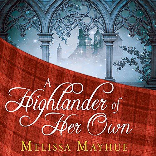 A Highlander of Her Own audiobook cover art