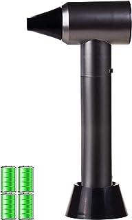 Secador de pelo inalámbrico Secador de pelo frío y caliente portátil, secador de pelo inalámbrico, USB se puede cargar de forma inversa para hacer el banco de energía,Standard