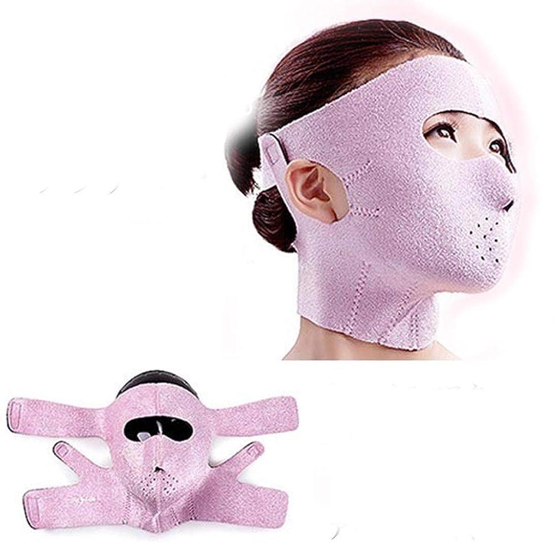 開業医銅びっくりした小顔 矯正 補正 サウナ マスク サポーター 顔 リフトアップ エステ ダイエット
