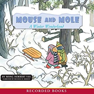 Mouse and Mole audiobook cover art