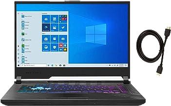 "Asus ROG Strix G15 15.6"" 240Hz FHD IPS Gaming Laptop | Intel 8-Core i7-10870H | GeForce RTX 2060 | 16GB DDR4 RAM | 512GBSS..."