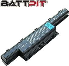 Battpit Laptop Battery for Acer AS10D31 AS10D51 AS10D56 AS10D75 AS10D81 AS10D61 AS10D41 AS10D73 AS10D71 AS10D3E Aspire 5250 5733z 5750 7741 5733 5755 5253 - High Performance [6600 mAh/71Wh]