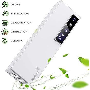 Air Purifier Ozone Generator Ionizer Odor Remover Disinfection Sterilization