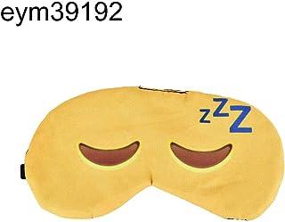 NOTE 1ピースラブリー絵文字昼寝アイケアシェードアイカバー漫画3d印刷睡眠アイマスク睡眠ツール目隠し睡眠マスク