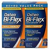 Osteo Bi-Flex Triple Strength Twin, 80 Count 2pack