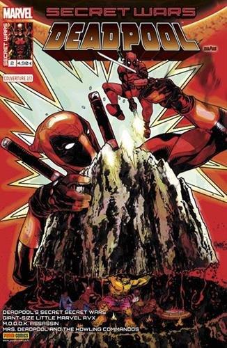 Secret wars : Deadpool 2 Tony Harrys 2/2