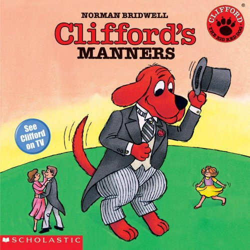 Clifford's Manners (Clifford the Big Red Dog (Pape)の詳細を見る