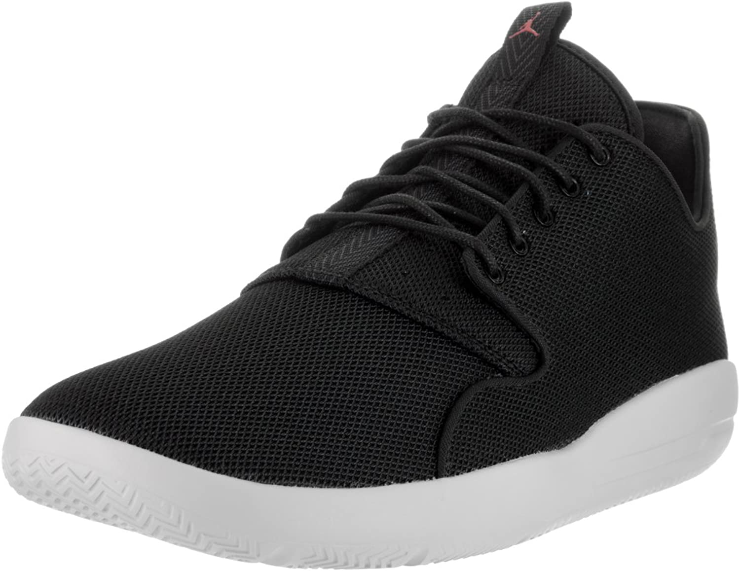 Nike Mens Jordan Eclipse Running shoes Black Gym Red Pure Platinum 10