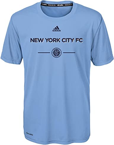Amazon.com: adidas Officially Licensed MLS New York City FC Youth ...