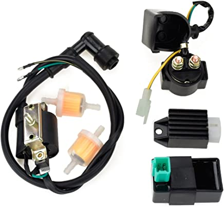Coolster ATV Parts @ Amazon.com: on coolster brand, coolster 125cc wiring, coolster go kart 6150, coolster 6250 gk, coolster qg 214, coolster dirt bike accessories, coolster 3050b,