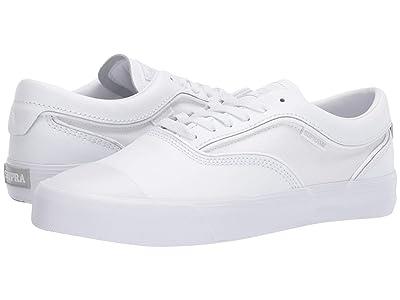 Supra Hammer VTG (White/White) Men