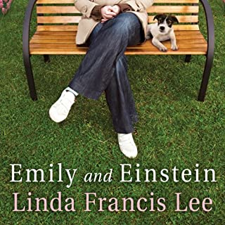 Emily and Einstein audiobook cover art
