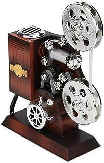 L.J.JZDY speldosa klassisk skrivmaskin modell Music Box trä metall antik speldosa, födelsedag, bröllop, present, leksak, d...