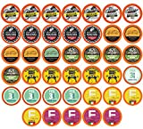 Two Rivers Coffee Light Roast Coffee Pods, Compatible with 2.0 Keurig K-Cup...